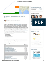 Free Local Business Listing Sites in India _ WooRank Blog