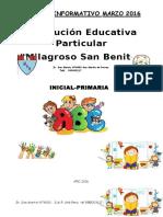 1 Ene31 Boletín Informativo Padres de Familia 2016