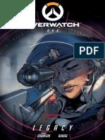 Overwatch Comic (Ana)
