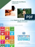 Objetivos de Desarrollo de Sostenible - ODS