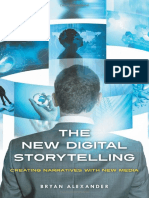 Bryan Alexander-The New Digital Storytelling