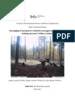 Project Report, June 2013