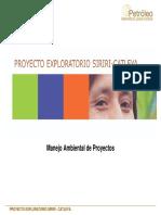 Proyecto exploratorio