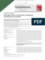 Fitoterapia ChinaL en Trastornos de Memoria