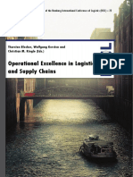 HICL 2015 - Vol 22 - Operational Excellence in Logistics and Supply Chains