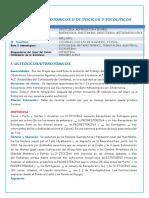 Farmacos Uterotonicos y Tocoliticos