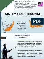 Presentacion Sistema de Personal (1)