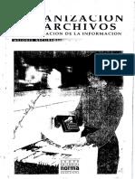 Libro Organizacion de Archivos Completo