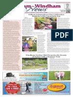 Pelham~Windham News 7-15-2016