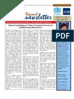 WAC Regional Newsletter May-June 2007