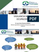 Vigilancia Medica Ocupacional