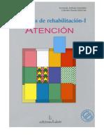 Libro (Psicologia) Ejercicios de Atención