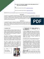 ESTUDIO EXPERIMENTAL DEL FACTOR DE CORRECCIÓN POR ESBELTEZ EN PILAS DE ALBAÑILERÍA
