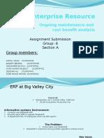 ERP at Big Valley City