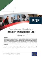 Rolider Prabon New Site-G4S PROPOSAL 11112013