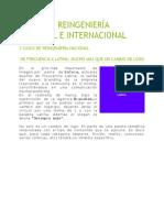 Casos de Reingeniería Nacional-latina