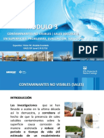 Contaminantes No Visibles en Superficies de Acero y No Porosas