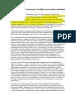 El Legado de Una Constitución Injusta o La Necesidad de Una Asamblea Constituyente en Chile