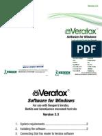 Veratox Software Manual V3.3_Aug2012