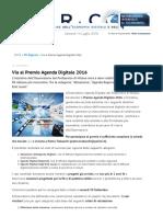2016-07-14 | Corrierecomunicazioni.it