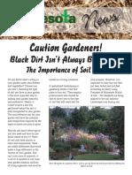 13-newsletter - caution gardeners