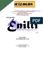 Anais Enilli 2015 Vol. 1