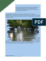 Inundaciones mos 2013