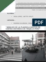 CARTAS DE CONSERVACIÓN PATRIMONIO