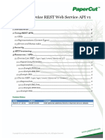 PaperCut Device REST Web Service API(2)