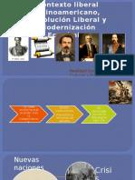 - Contexto Liberal Latinoamericano, Revoluciu00F3n Liberal y Modernizaciu00F3n Econu00F3mica