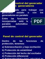 D.4 Panel de Control Del Generador Tres Generadores 2010 CORREO