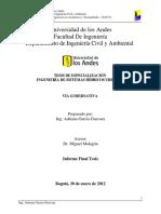 Tesis de Especialización Ingeniería de Sistemas Hídricos Urbanos