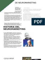 Definición de Neurozmarketing