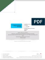 Clasificación y Descripción de Las Metodologías de Investigación en Psicología