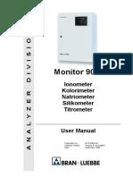 Silikometer Manual