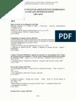 Colección de Folletos Antiguos de La Sala de Investigaciones UNMSM 1911-1920