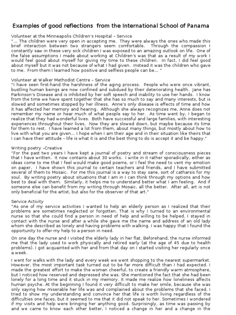 reflective practitioner essay Reflection1pdf uploaded by nero using reflection to improve essay writing did you know that your beliefs about bolton (1991) the reflective practitioner.