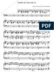 Antonio Carlos Jobim-Samba de Uma Nota So(one note samba) piano sheet music