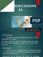 CLASE 1 macroeconomia introduccion