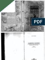 CORBIN, Alain. Saberes e Odores. O Olfato e o Imaginário Nos Séculos 18 e 19 - Part 1 e 2