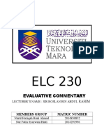 ELC 230 SSIAP