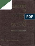 Principios de Sistemas de Polimeros Rodriguez F