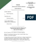 Griffin v. Steeltek, Inc., 160 F.3d 591, 10th Cir. (1998)