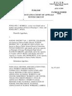 Murrel v. School District 1, 186 F.3d 1238, 10th Cir. (1999)