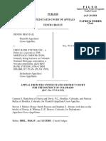 Rekstad v. First Bank System, 10th Cir. (2001)