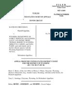 Brockman v. Family Services, 342 F.3d 1159, 10th Cir. (2003)