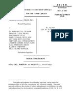 Medical Supply Chain v. US Bancorp, NA., 10th Cir. (2003)