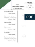 Overturf v. Massie, 385 F.3d 1276, 10th Cir. (2004)