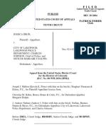 Jiron v. City of Lakewood, 392 F.3d 410, 10th Cir. (2004)