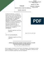 Chavez v. City of Albuquerque, 630 F.3d 1300, 10th Cir. (2011)